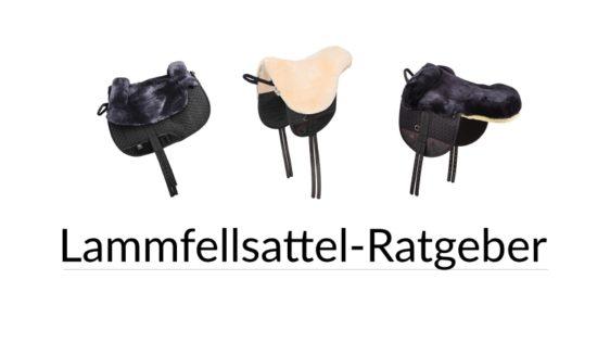 Lammfellsattel-Ratgeber